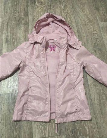 Куртка ветровка , курточка для девочки