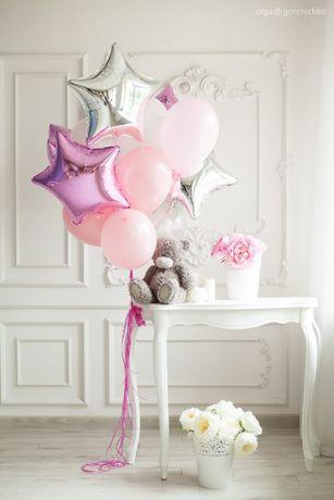 Balony z helem, pompowanie helem Warszawa Ochota, Ursus, Wola, Włochy