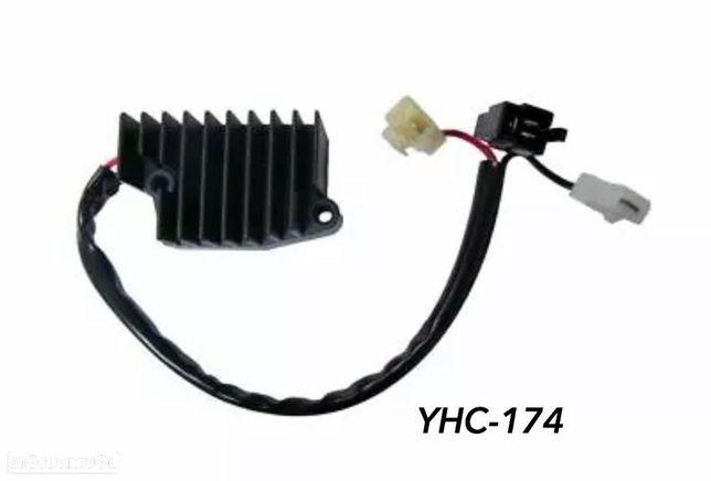 Rectificador, Yamaha VMX 1200 V‐MAX 1200 1996 ‐ 2007