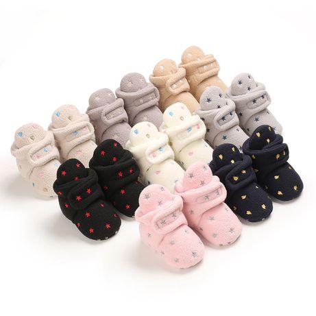Детские пинетки на липучке   Пинетки на малыша   Обувь для малыша