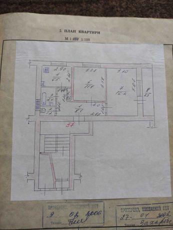 Сдам 2 комнатную квартиру в районе детской больницы