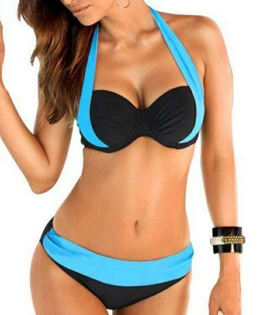 Strój kąpielowy bikini usztywniany
