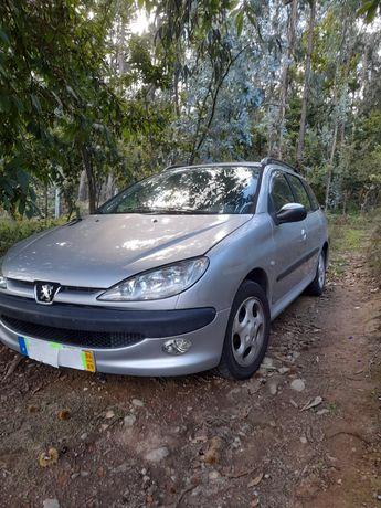 Carrinha  usada  Peugeot