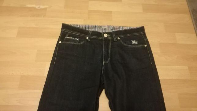 Spodnie jeansowe dżinsy BURBERRY LONDON r.30 stan b.dobry