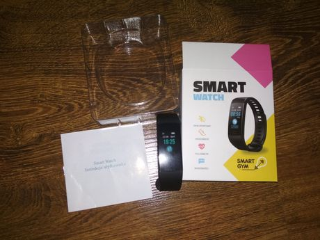 Smartwatch, smartband, Smart Gym