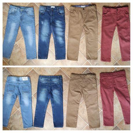 Брюки джинсы штаны lc waikiki для мальчика 3-4 лет