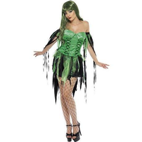 Smiffys Naughty Fairy Witch Kostium czarodziejka Halloween L