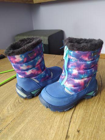 Kozaki, buty zimowe 23