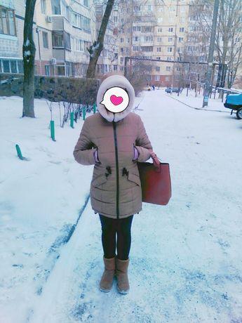Срочно! Продам женскую зимнюю куртку!