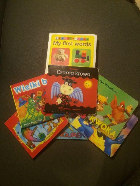Książeczki dla dzieci zestaw