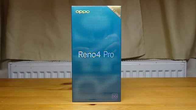 Smartphone Oppo Reno4 Pro 5G - 256GB - Space Black novo na caixa