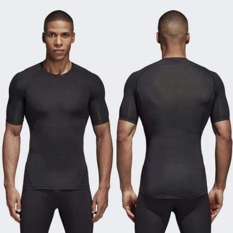Мужская компрессионная футболка Adidas