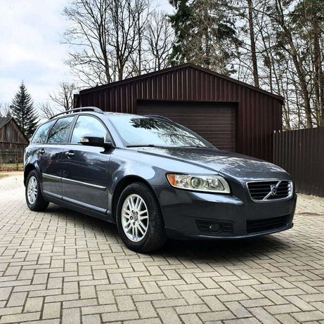 Volvo V50, 1.6 l., Универсал,диз.2008