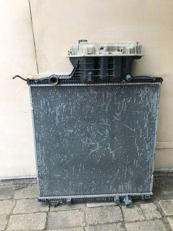 Радиатор MAN TGA Behr