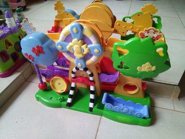 Музыкальная горка Винни Пух Mattel Disney
