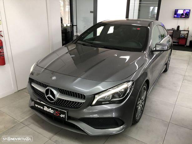 Mercedes-Benz CLA 180 d AMG