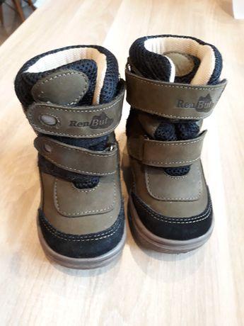 Buty zimowe dla chłopca RenBut rozm. 22