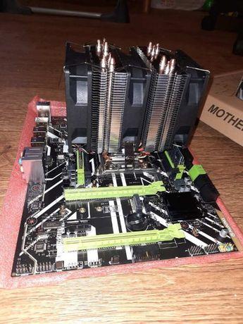 Комплект 12 ядер-поточ Intel 3,2-3,5 MHz(Core i7) + 64 Gb ОЗУ (новый)