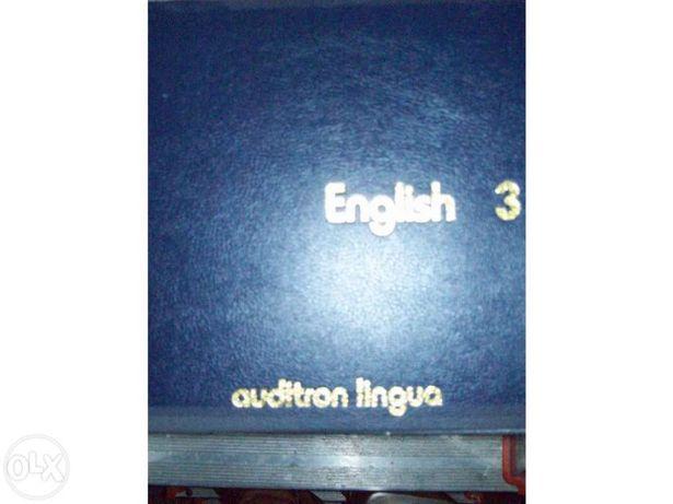 Curso Ingles de 10 livros com sistema audio
