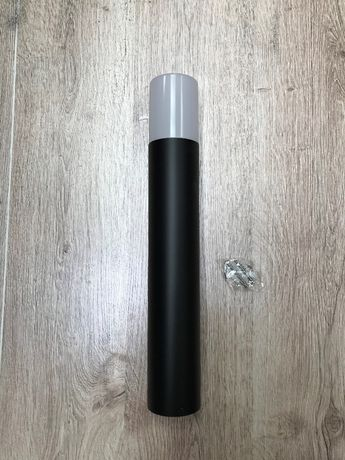 OBI Słupek ogr.50 cm CLASSBOLLARD czarny obniżka ze 155 zł na 77,96 zł
