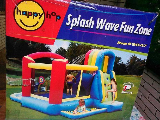 """Дитячий надувний батут Happy Hop """"Морські забави"""""""