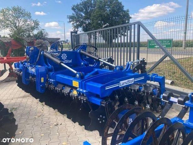 Landstal Brona talerzowa BTH 400  Talerzówka BT 300
