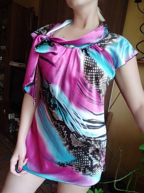 Туника блуза S M L футболка платье сарафан майка юбка летняя рубашка