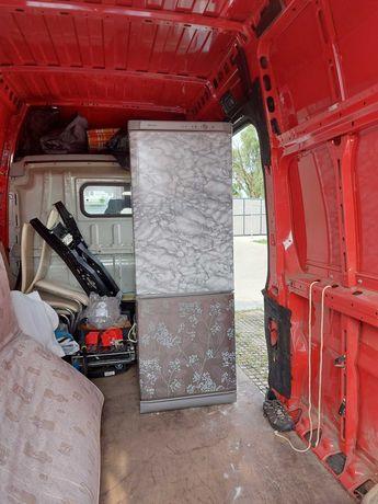 Transport WNIESIENIE Lodówka mastercook 170cm stan bdb unikat