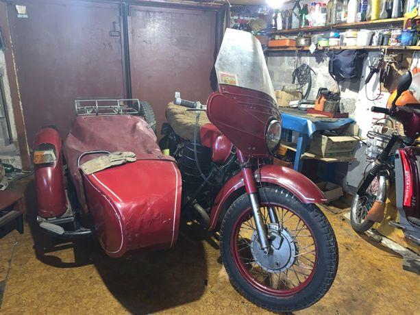 Мотоцикл МТ-10