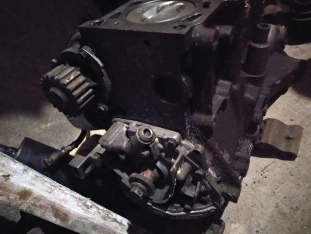 Двигатель ваз 08