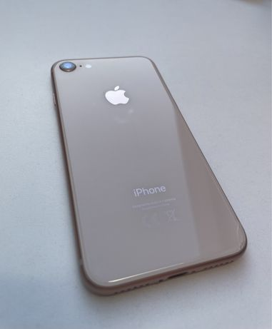 iPhone 8 Rose Gold 64GB 100% sprawny