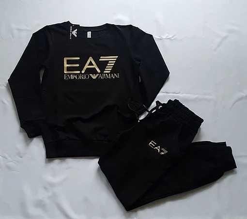 Damski komplet dres spodnie bluza nike adidas levis guess EA7 armani