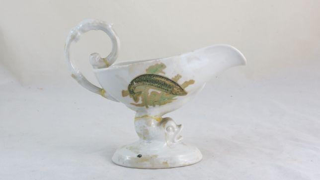 Molheira Artibus dec Peixes; Marcada como é mostrado; Altura 16cm;