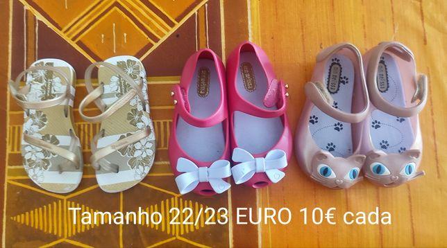 Sapato criança Melissa/Tuctuc