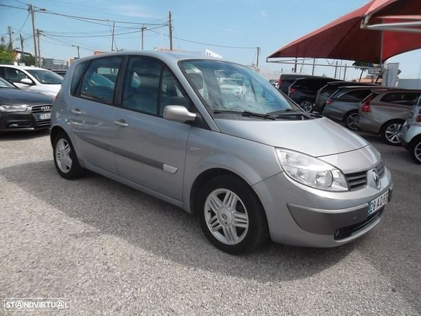 Renault Scénic 1.5 dCi Privilège Luxe