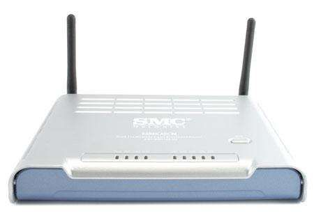 Router SMC Barricade WBR14S-N2 - 300 Mbps