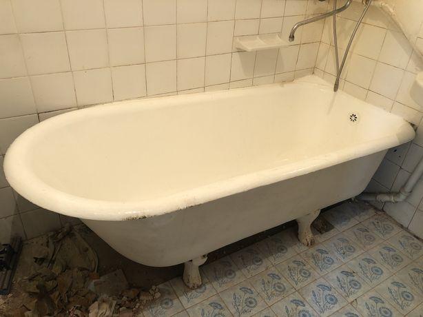 Ванна австрійська чавунна