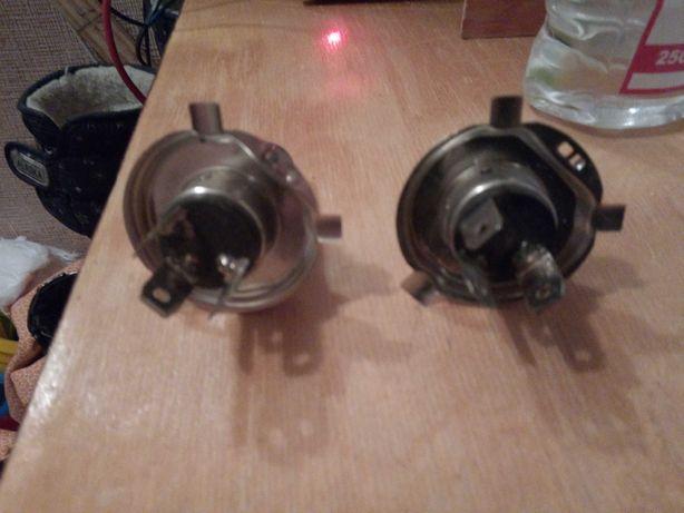 Лампы на авто