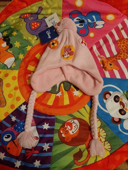 Шапочка новая с микки маус с биркой Кременчуг - изображение 1