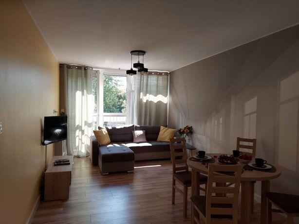 Apartament na doby na ulicy Marszałkowskiej