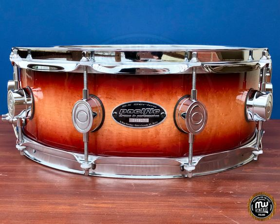 """Werbel PDP SX Exotic Solid Shell 14"""" x 5"""""""