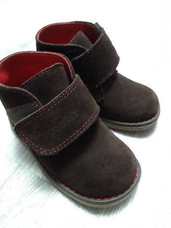 Демисезонные ботинки Pablosky