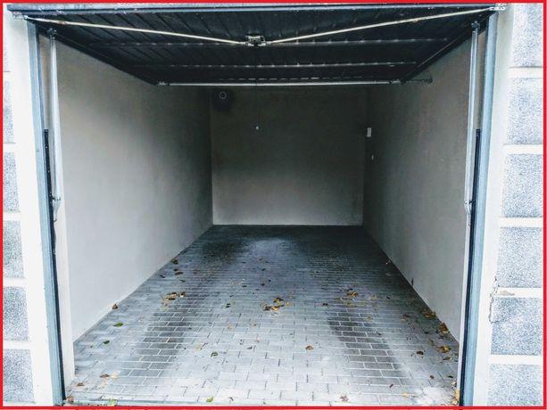 Garaż na osiedlu zamkniętym i monitorowanym - Zazamcze