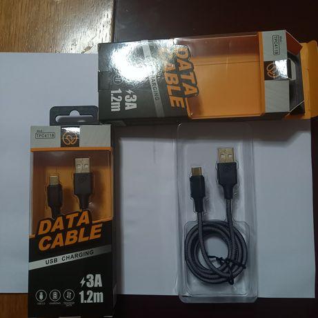 Cabo micro USB tipo c custa 7€