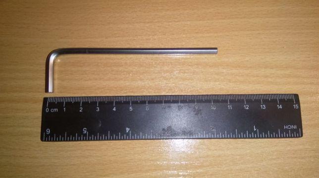 Ключ для регулировки анкера электрогитары