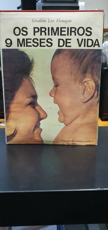 Os primeiros 9 meses de vida Geraldine Lux Flanagan