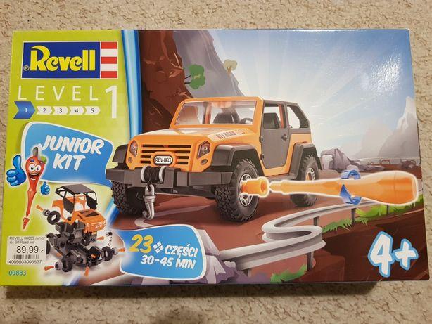 Jeep Revell Junior Kit