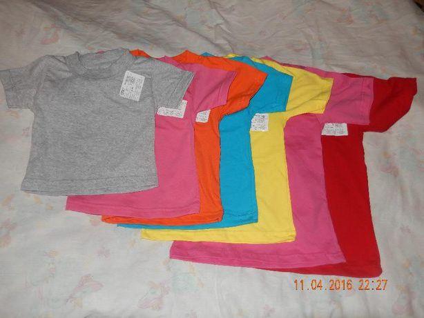 Продам футболки и шорты для мальчиков и девочек разных размеров