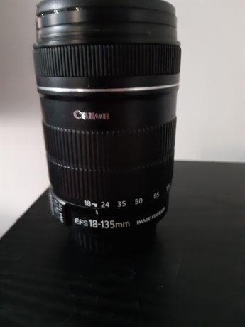 Obiektyw Canon 18-135  f/3.5-5.6 IS