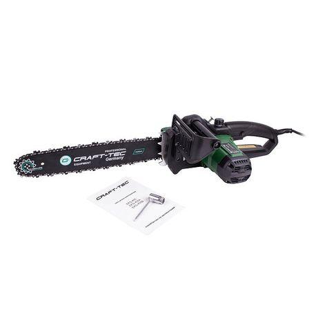 Електропила Craft-tec EKS-405 шина 400 мм, 59 зубів ручна підкачка